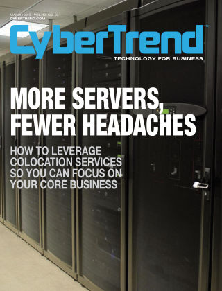 CyberTrend March 2015