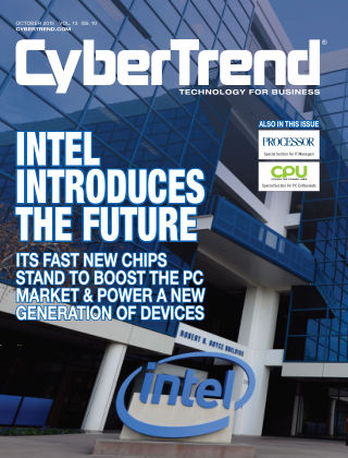 CyberTrend October 2015