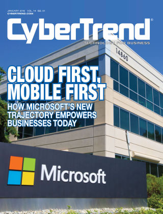 CyberTrend January 2016