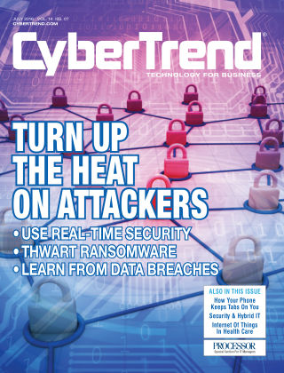 CyberTrend July 2016