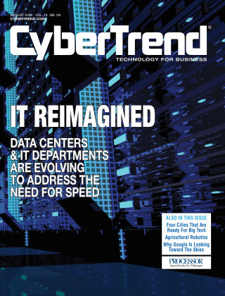 CyberTrend August 2016