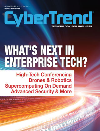 CyberTrend October 2016