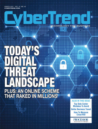 CyberTrend March 2017