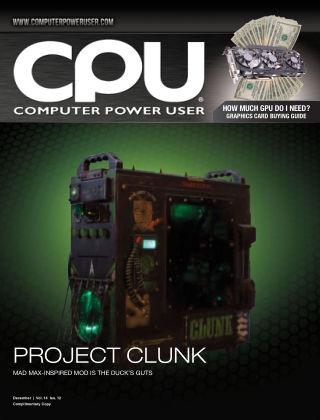 Computer Power User (CPU) December 2014
