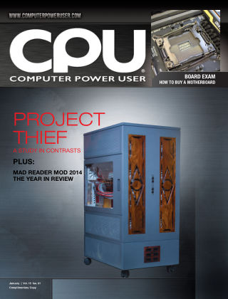 Computer Power User (CPU) January 2015