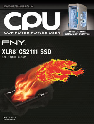 Computer Power User (CPU) March 2015