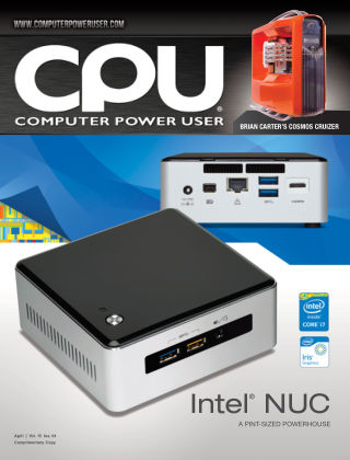Computer Power User (CPU) April 2015