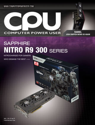 Computer Power User (CPU) July 2015