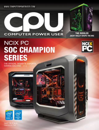 Computer Power User (CPU) August 2015