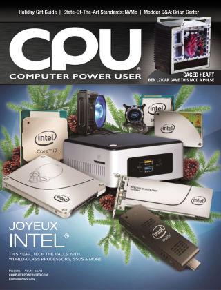 Computer Power User (CPU) December 2015