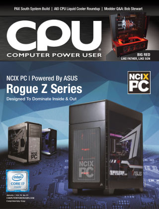 Computer Power User (CPU) January 2016