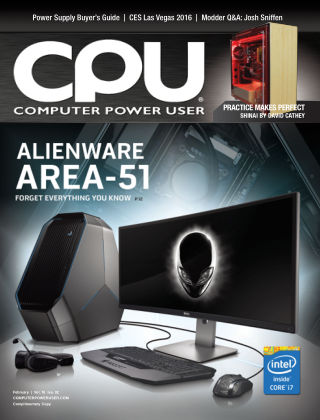 Computer Power User (CPU) 2016-01-29