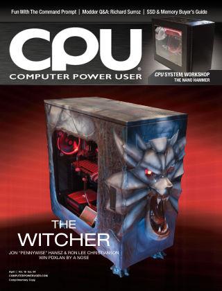 Computer Power User (CPU) April 2016