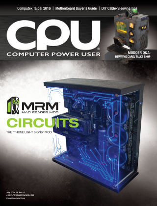 Computer Power User (CPU) July 2016