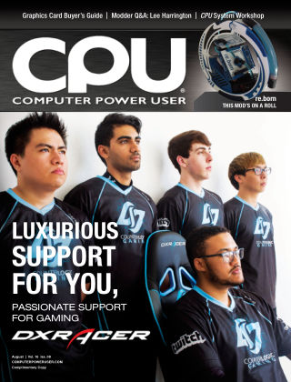Computer Power User (CPU) August 2016