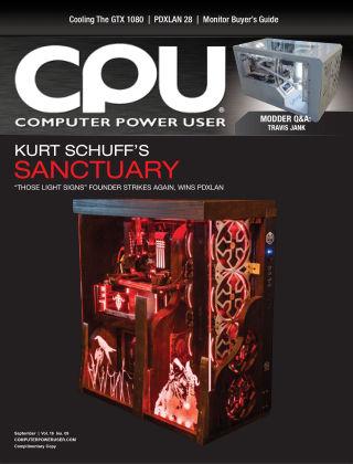 Computer Power User (CPU) September 2016