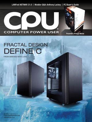 Computer Power User (CPU) November 2016