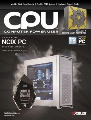 Computer Power User (CPU) January 2017