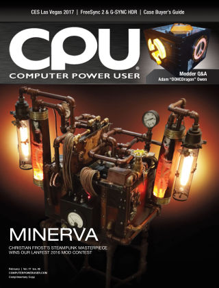 Computer Power User (CPU) February 2017