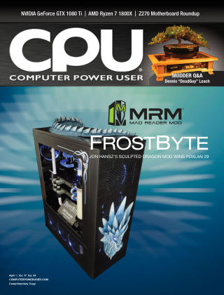 Computer Power User (CPU) April 2017