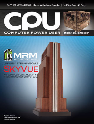 Computer Power User (CPU) May 2017