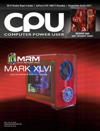 Computer Power User (CPU) 2017-05-26