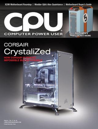 Computer Power User (CPU) 2017-07-28