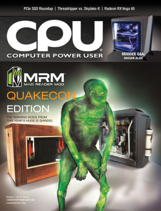 Computer Power User (CPU) 2017-10-05