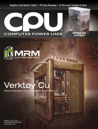 Computer Power User (CPU) 2017-10-27