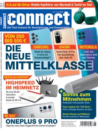 Connect Mai 2021