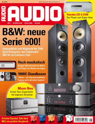 Audio 05/2014