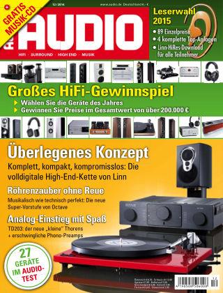 Audio 12/2014