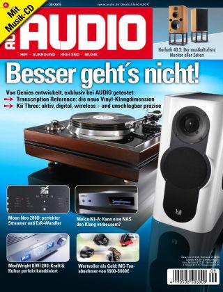 Audio 09/15