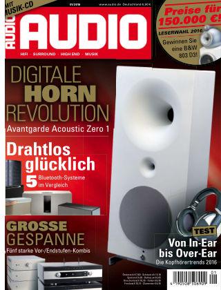 Audio 01/16