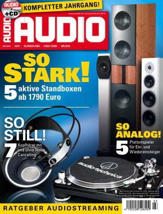 Audio 03/16