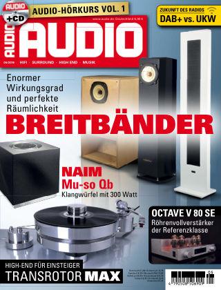 Audio 05/2016