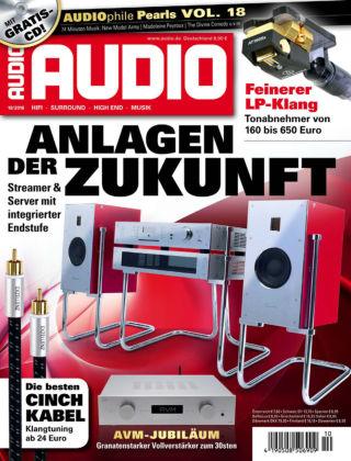 Audio 10/16