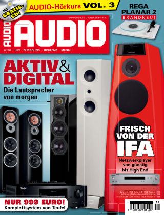 Audio 11/16