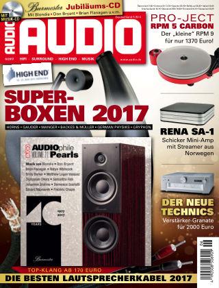 Audio Mai 2017