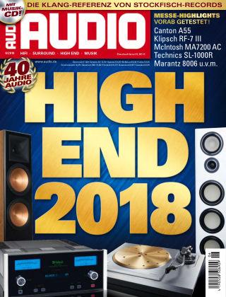 Audio Mai 2018