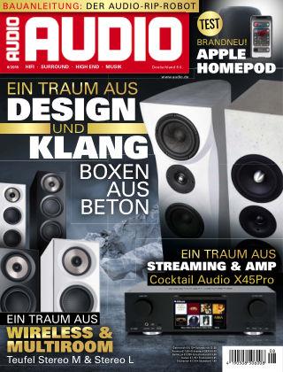Audio Juli 2018