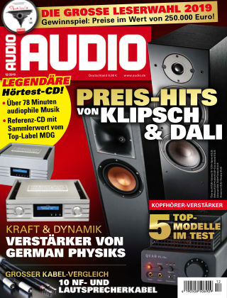 Audio November 2018
