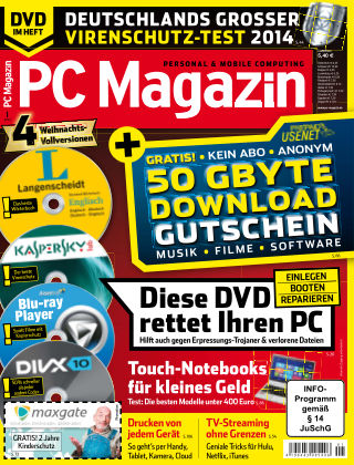 PC Magazin 01/2014