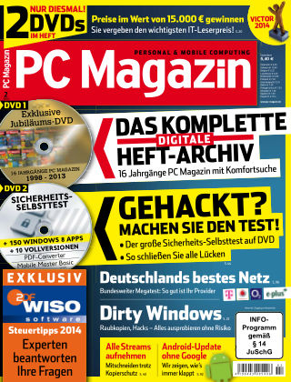 PC Magazin 02/2014