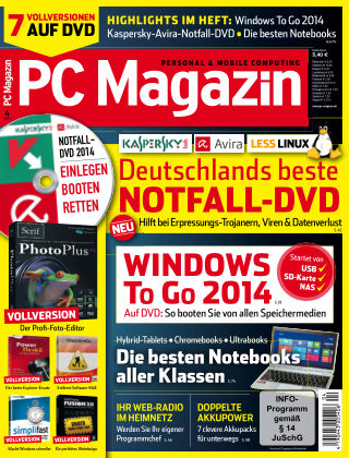 PC Magazin 04/2014
