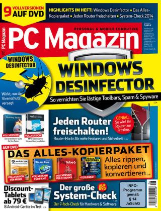 PC Magazin 06/2014