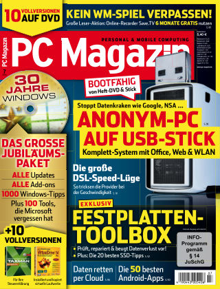 PC Magazin 07/2014