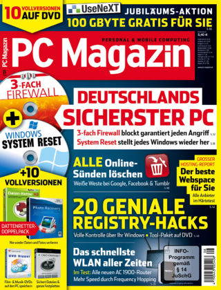 PC Magazin 08/2014