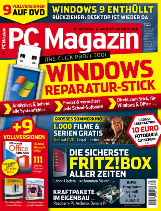 PC Magazin 09/2014