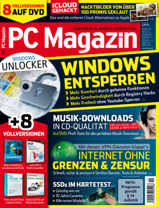 PC Magazin 11/2014